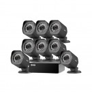 SHO 1080p sPoE Security Camera System (6-Month Cloud Service Included. Activation Code: FISH2C08)